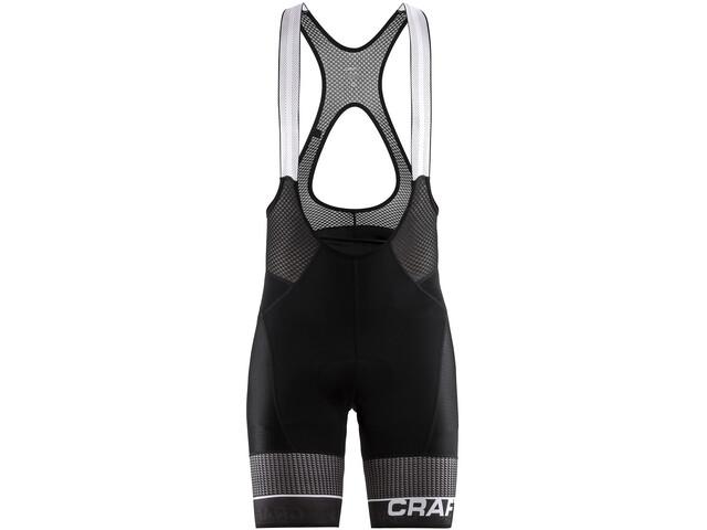 Craft Route Short de cyclisme Homme, black/white